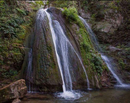 The waterfalls of Varvara