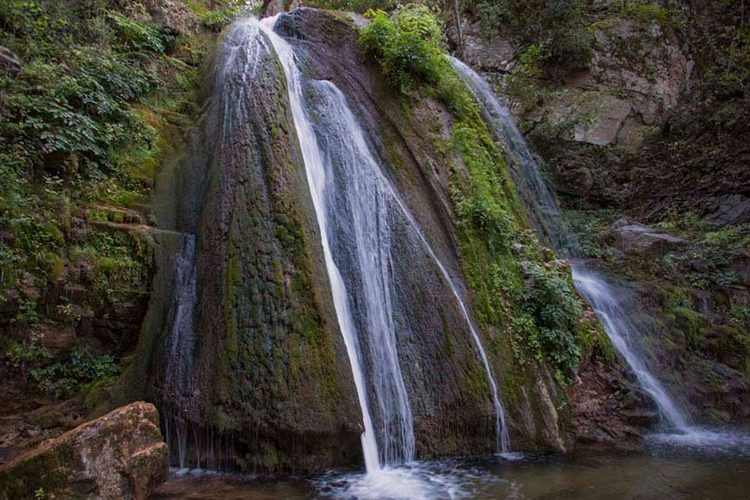 The waterfalls of Varvara