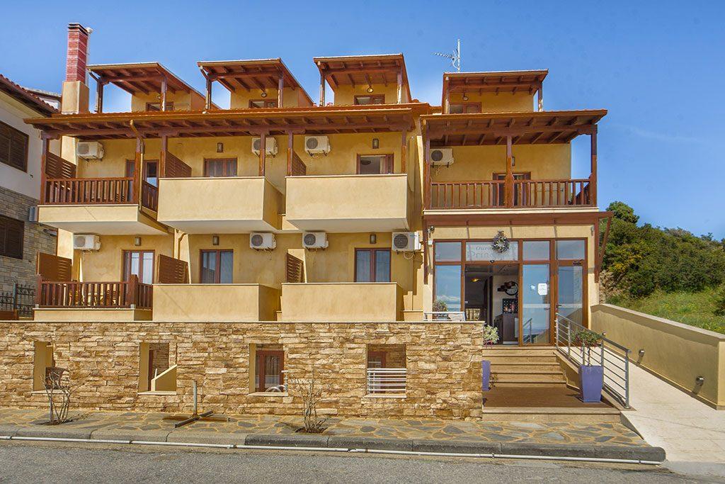 COMPLEX HOTEL OURANOUPOLIS PRINCESS HALKIDIKI GREECE